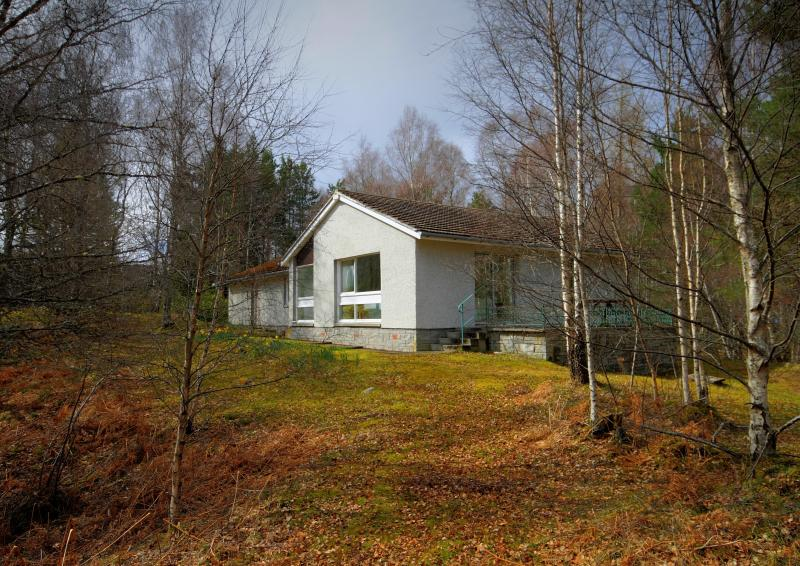 Highland Holiday House - Kincraig, holiday rental in Badenoch and Strathspey