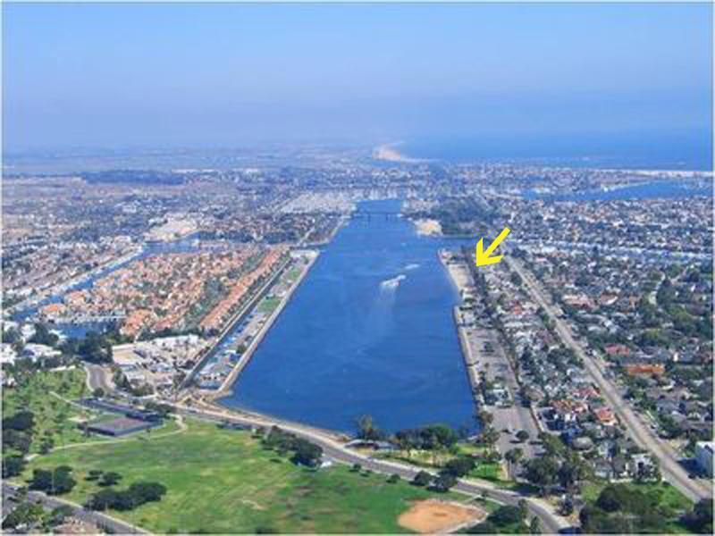 Modern Luxury in Long Beach on Marine Stadium Water Way for fun!, holiday rental in Belmont Shore