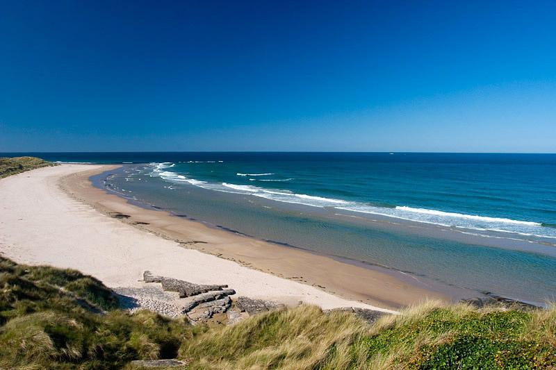 Beautiful sandy beach 0.25km from Kittiwake
