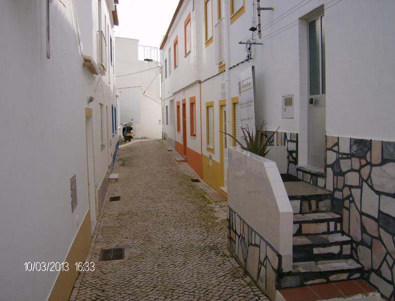 Colourful side streets