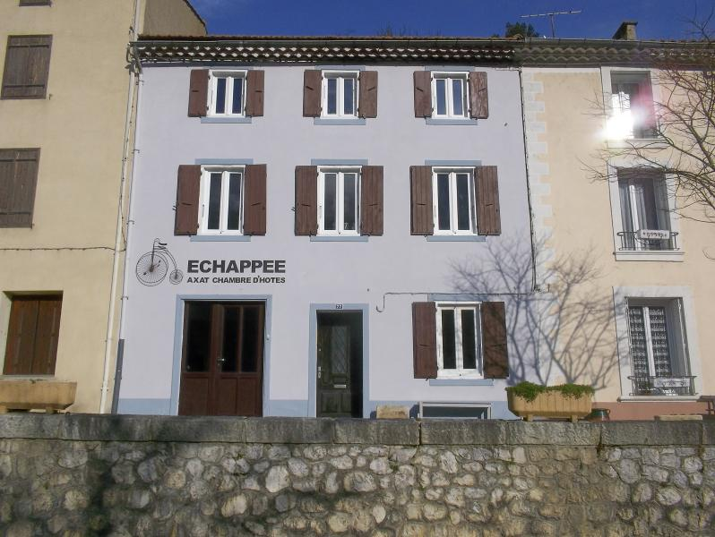Echappee, holiday rental in Cailla