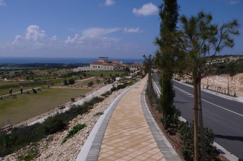 Nearby Nick Faldo Elea Golf Course (3 golf courses all just a 10-15 minute drive away)