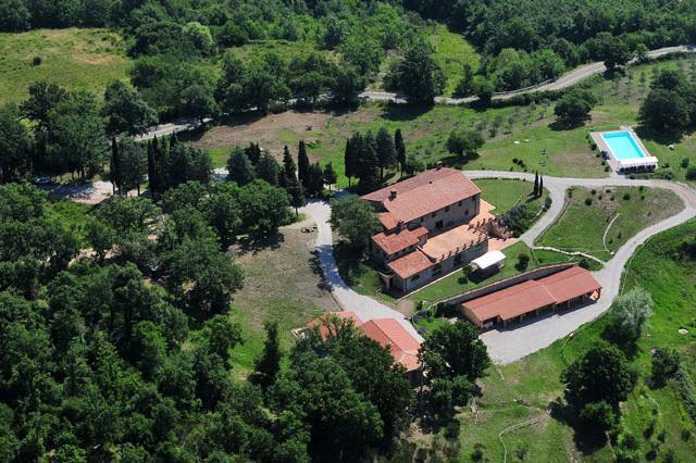 Agriturismo La Meridiana, holiday rental in Montieri