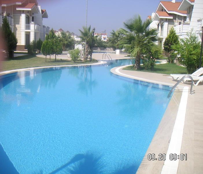 BELEK GOLF VILLA 9,  a 3 bed semi detached home in a private community, aluguéis de temporada em Belek