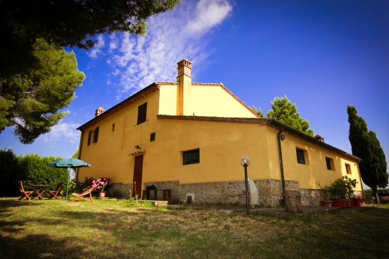 Holiday apartment Il Fontino, vacation rental in Pieve di Santa Luce