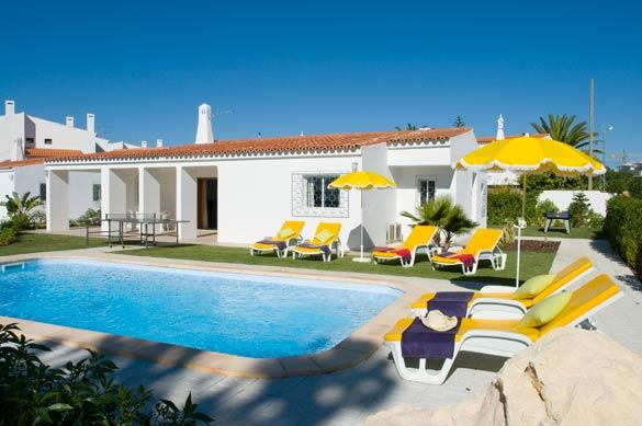 Villa Cisne, private pool, vacation rental in Albufeira