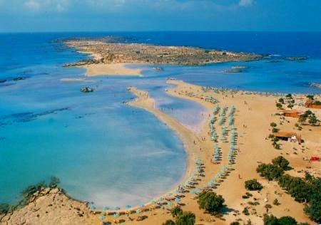 Elafonisi Famous Beach - 40mins