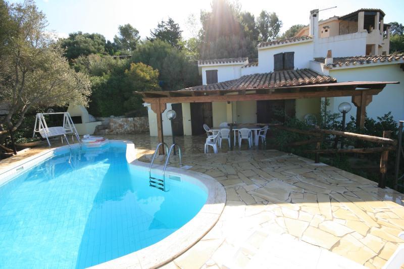 Villa Tiziana, holiday rental in Maracalagonis