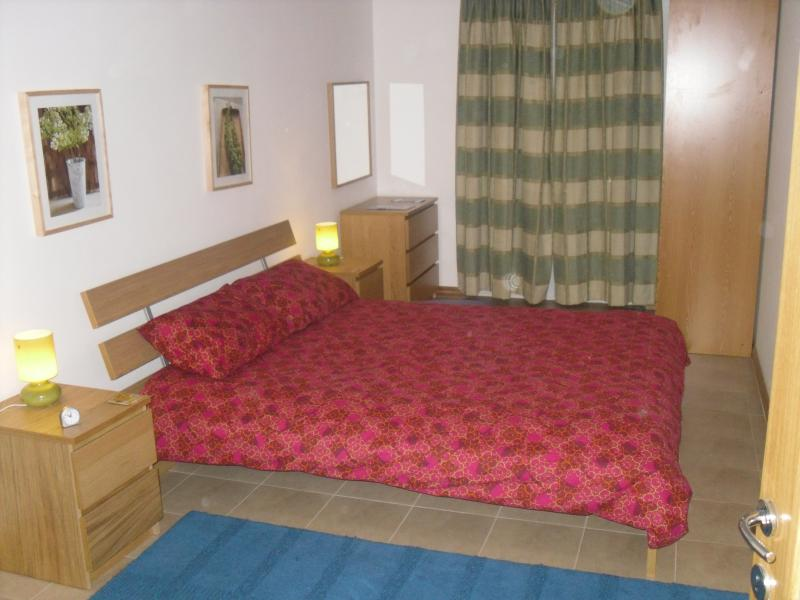 Well furnished airy bedroom