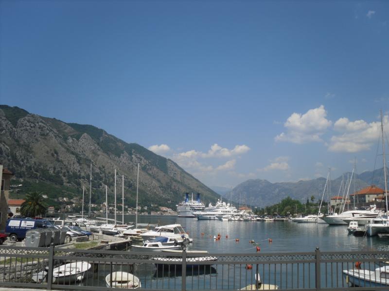 View across Kotor Bay