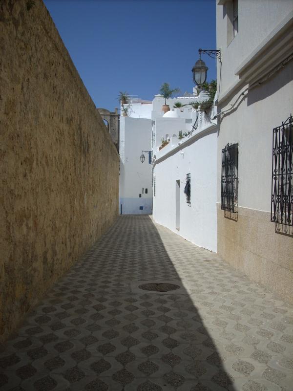 medina street view