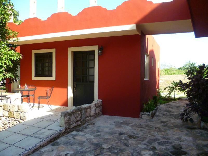 Casa Sisal - eigener parkplatz