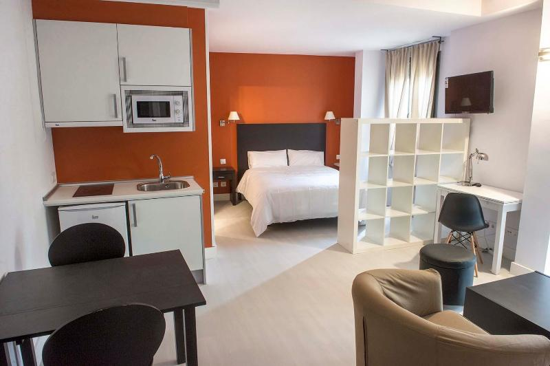 location appart Segovia JARDIN DE