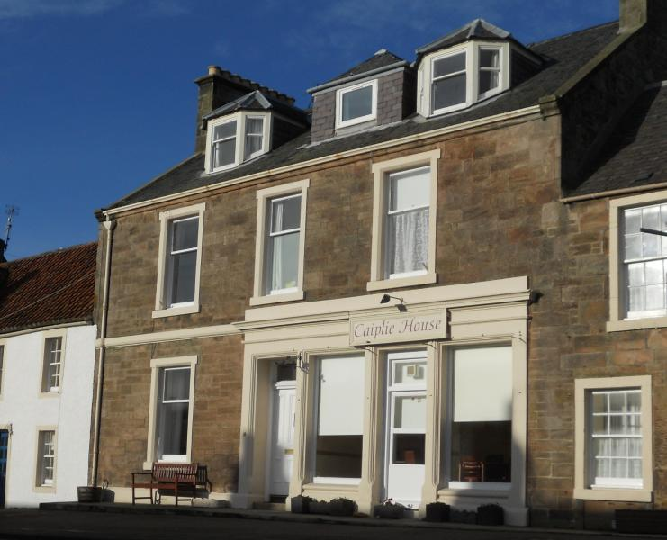 Caiplie House, holiday rental in Crail
