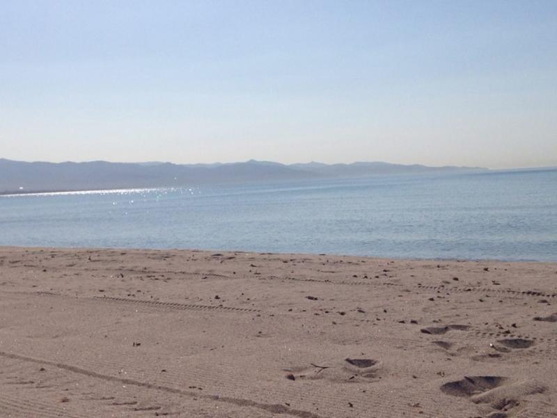 La Spiaggia del Poetto