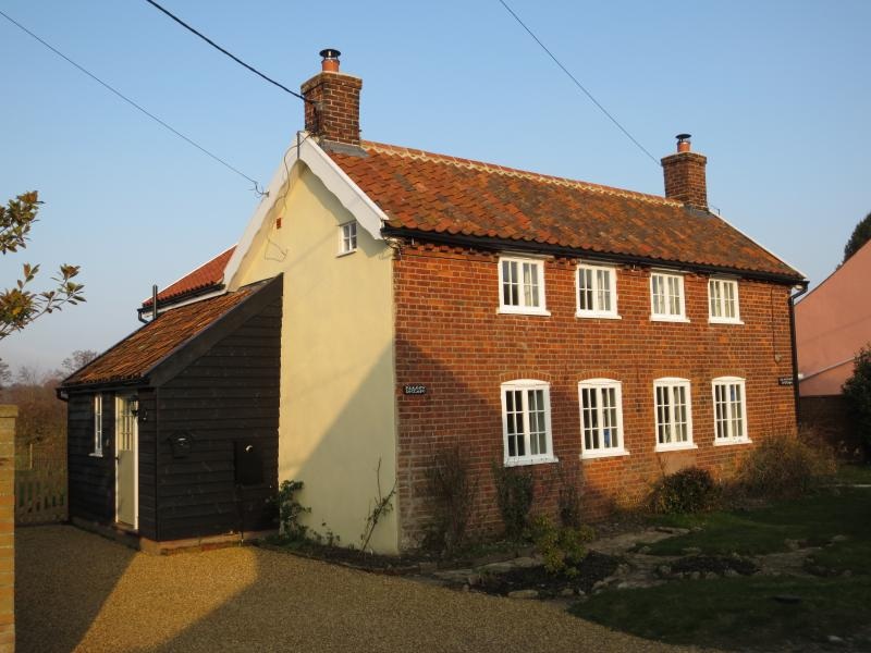 Meadow Cottage - front view