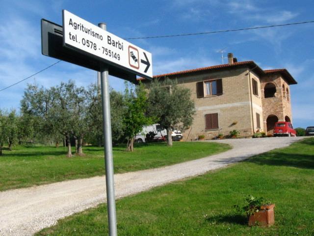 Farmhouse near Pienza and Monticchiello, vacation rental in Monticchiello