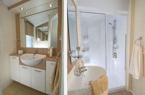Ensuite and shower room
