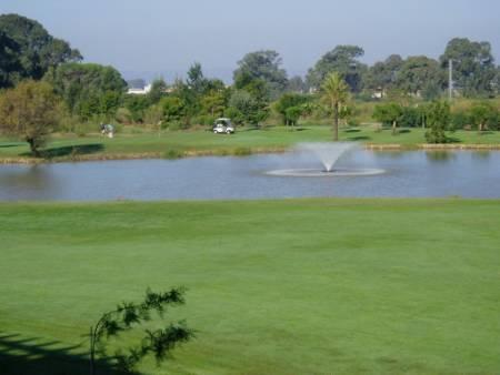 The Isla Canela course
