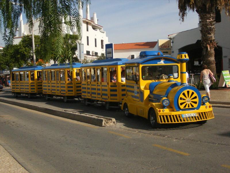 Fun Transport around town