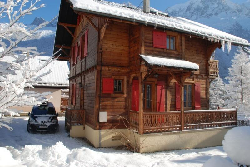 Chalet Primerose winter