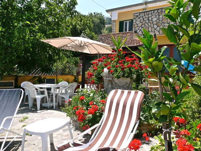 Nocino stunning 150sqm private patio