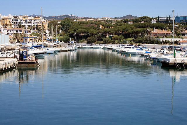 Port at Calahonda