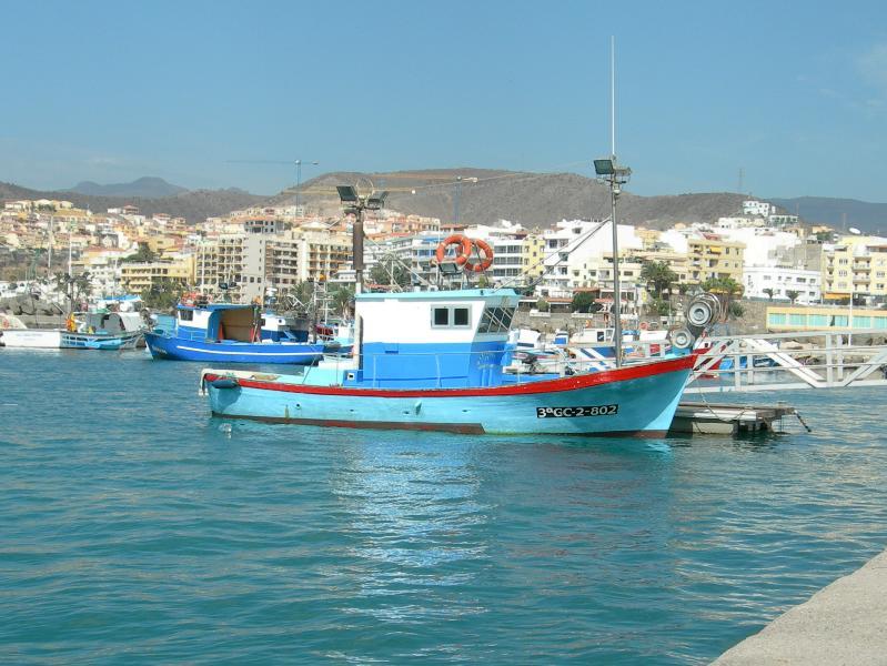 Fishermen's Quay, Arguineguin