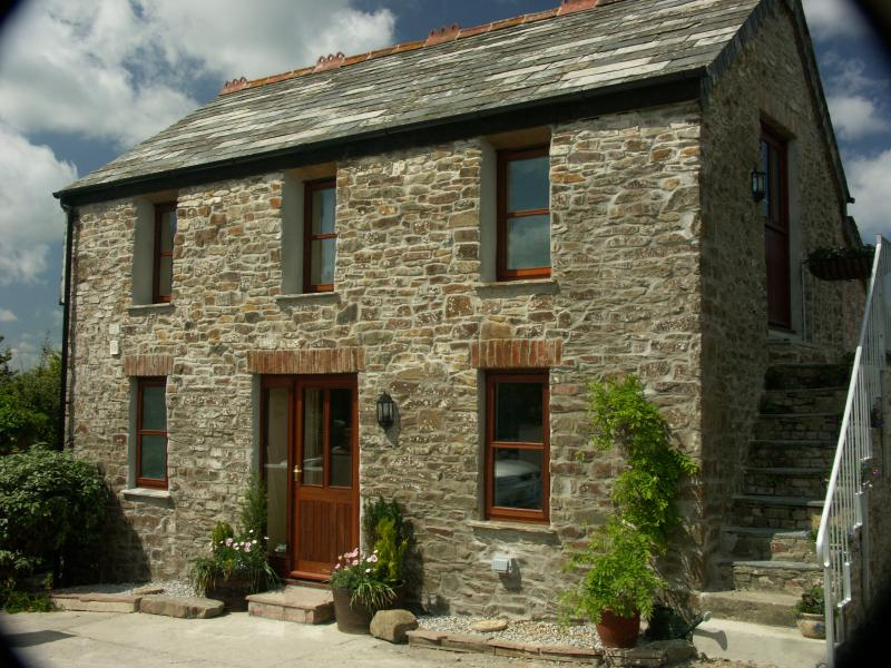The Granary,Helscott Barns at Cornwall Cottage holidays, vakantiewoning in Bude-Stratton