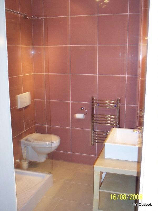cuarto de baño ducha