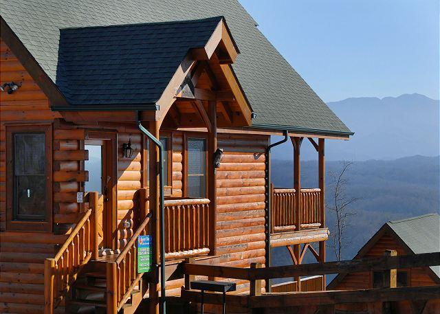 TENNESSEE TREASURE #232- View of the Cabin