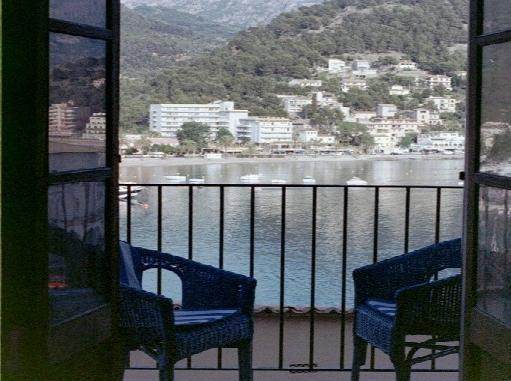 Ca'n Barbara balcony