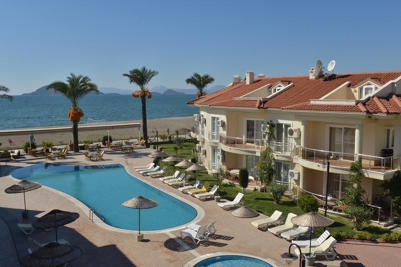 Sunset Beach Club - 3 Bedroom Apartment Sea and Pool View Neptune 2, vacation rental in Fethiye