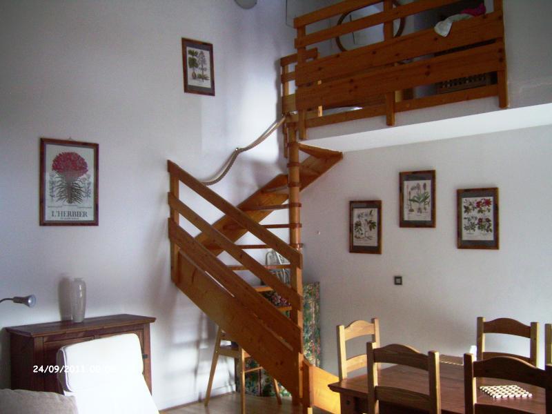 Speisesaal und Zwischengeschoss