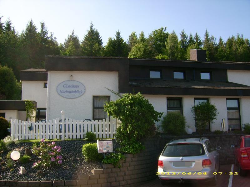Gästehaus Hochrhönblick, holiday rental in Bad Bocklet
