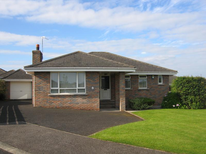 'Serenity' 51 Meadow Park, Portstewart.  Quiet location convenient to all Causeway Coast amenities.