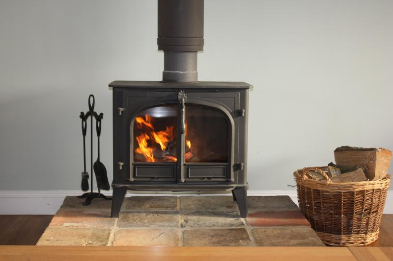 Cosy log fires in the woodburner & wood is supplied from Nov to March.