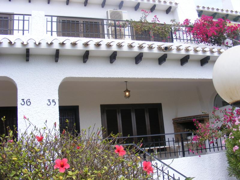 Cabo roig rental town house Costa blanca on Los Angius 4, vacation rental in Orihuela Costa