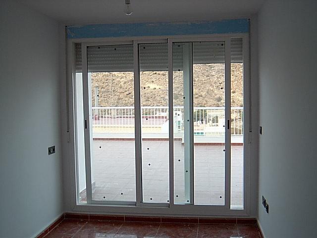 Acceso a la terraza, tiene tres accesos a la terraza.