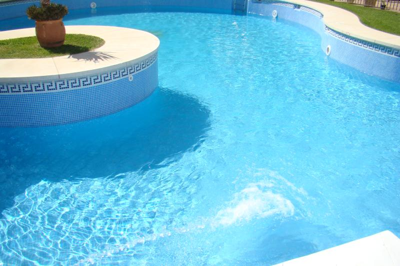 Main pool-heated.