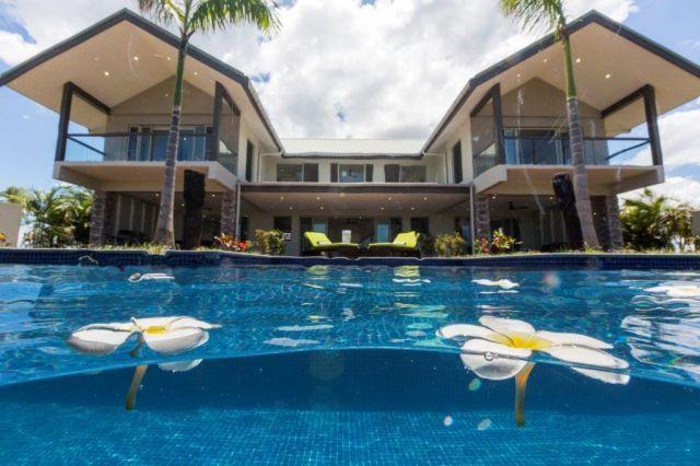 Villa 105 private pool