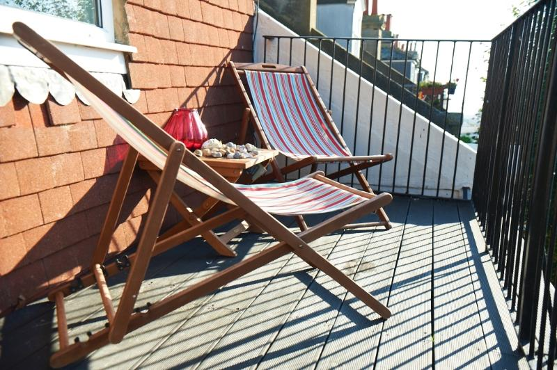 Balcony Apartment, location de vacances à Brighton and Hove