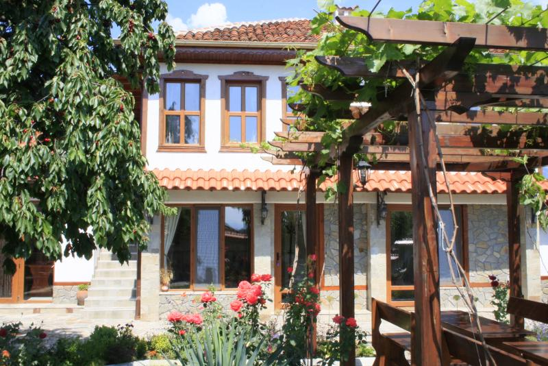 Iliikova House, holiday rental in Sopot