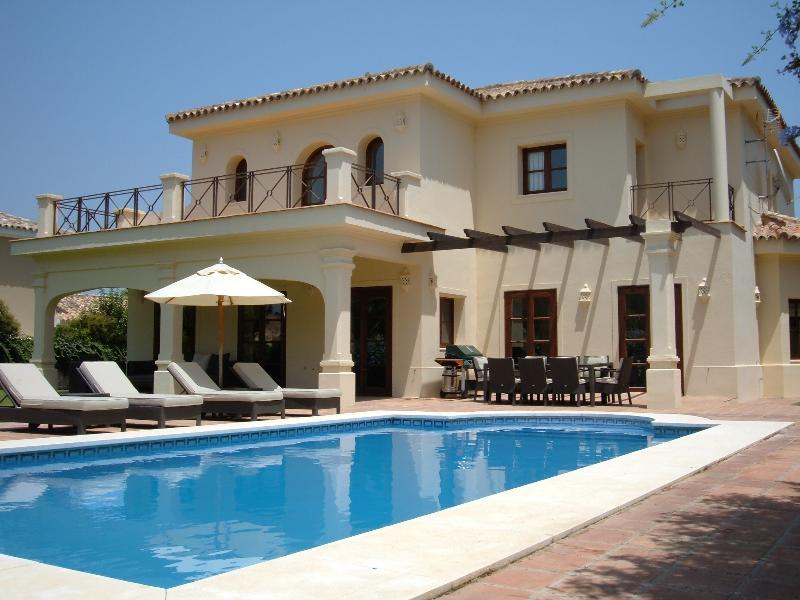 Tres Palmeras, holiday rental in Sotogrande