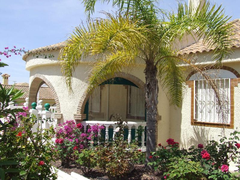 Villa Moira, holiday rental in Gran Alacant