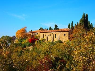 convento di novole, casa vacanza a Pierle