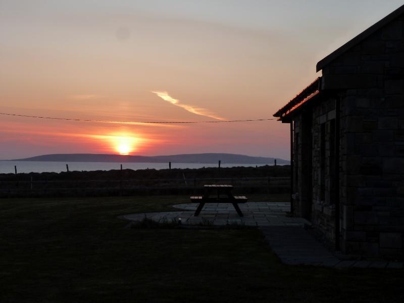 Sunset in Roy Doohoma