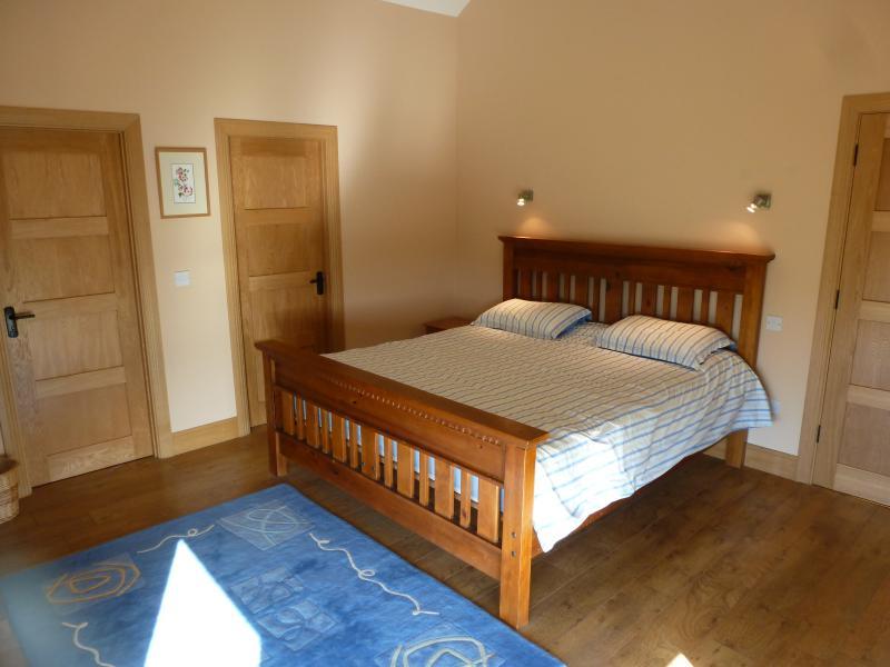 Master Bedroom with en suite bathroom and walk in wardrobe