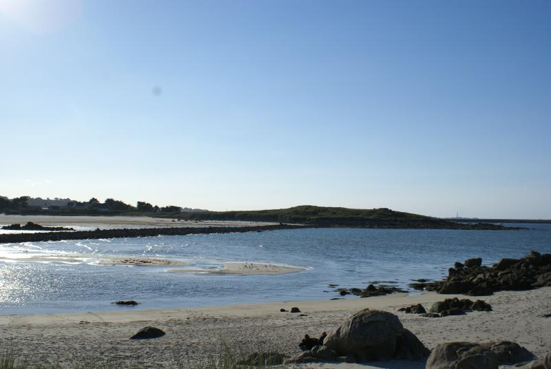 Une plage à Nodeven