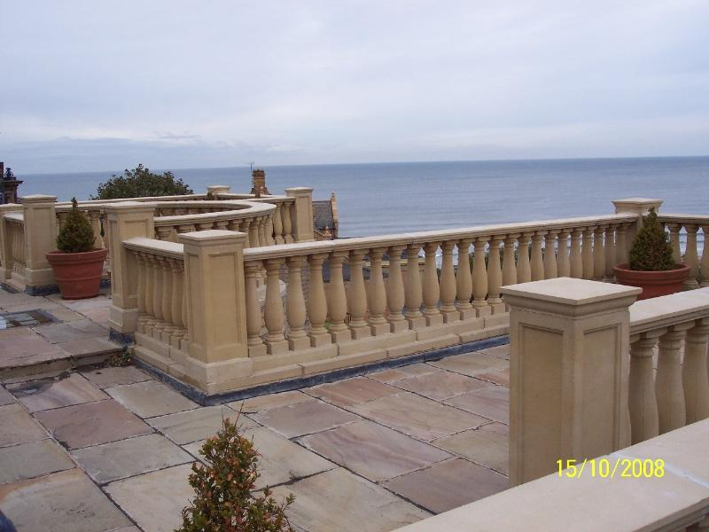 terraza en la azotea
